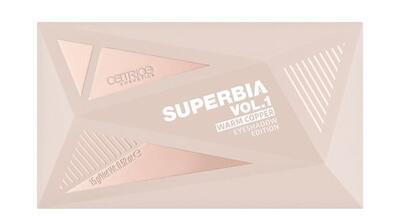Catrice Paleta očních stínů Superbia Vol. I Warm Copper 010 - 2