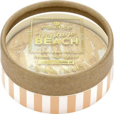 essence Vintage BEACH rozjasňovač - 2