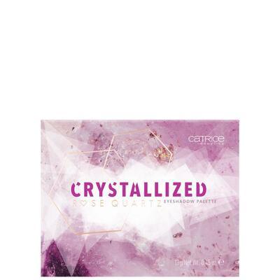 Catrice Paleta očních stínů Crystallized Rose Quartz 010 - 2