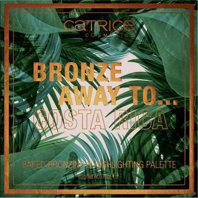 Catrice Bronze Away To... Paleta Bronzing & Highlighting - 2