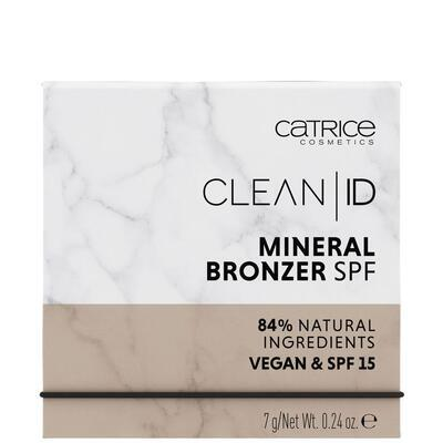 Catrice Bronzer Clean ID Mineral SPF 010 - 2