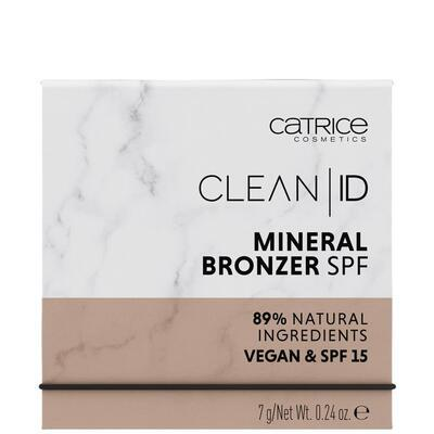 Catrice Bronzer Clean ID Mineral SPF 020 - 2