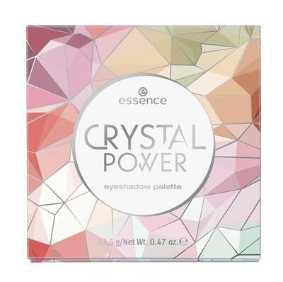 essence paletka očních stínů crystal power - 2