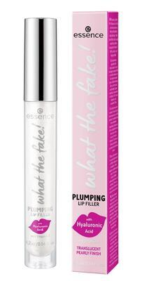 essence lesk na rty what the fake! plumping lip filler 01 - 2