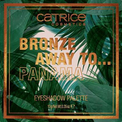 Catrice Bronze Away To... Paleta očních stínů - 2