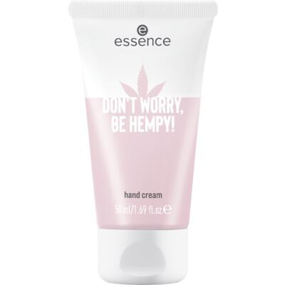 Essence čistící set na ruce don't worry be hempy! clean & care - 3